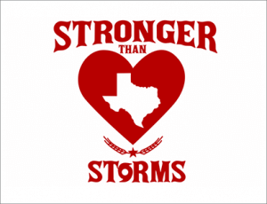 Stronger Than Storms logo