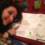 DCcon_Laura_with_Guestbook