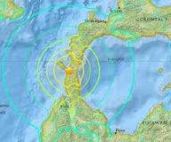 Indonesia Earthquake Map