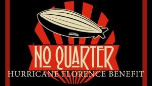 No Quarter Concert Logo