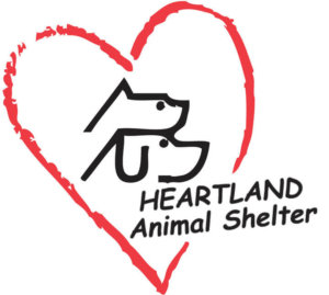 Logo for Heartland Animal Shelter