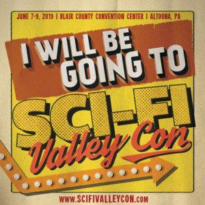 Sci-Fi Valley Con photo