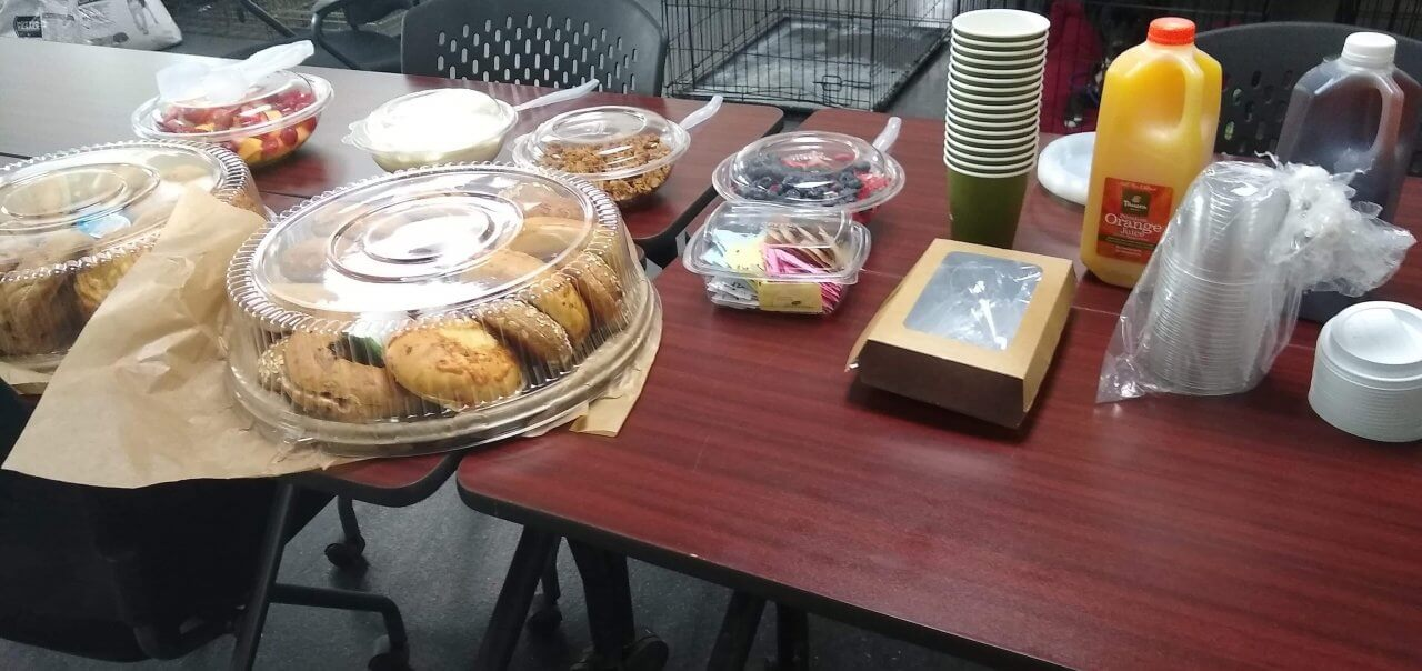 breakfast for Ventura County Animal Services