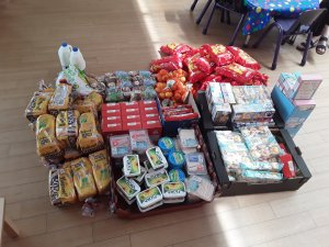 food for schoolchildren in Wigan #RANoHungryChild