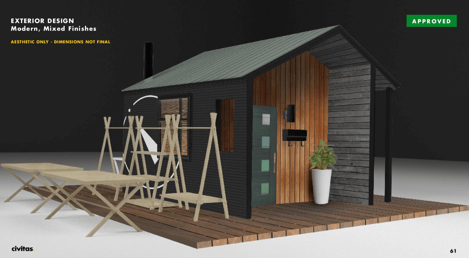 UpWest Comfort Cabin