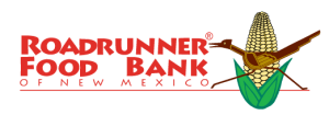 Roadrunner Food Bank logo