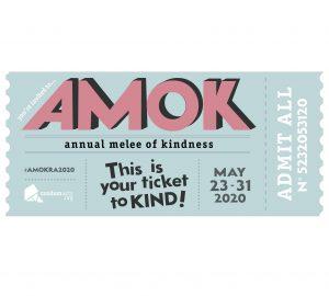 AMOK invitation