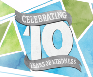 Celebrating 10 Years of Kindness