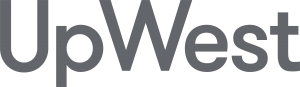UpWest logo