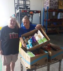 Festive Food Support for People in Need