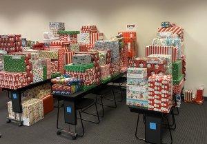 santaccountants gifts organized