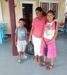 Food Hampers for Struggling Families in Guyana