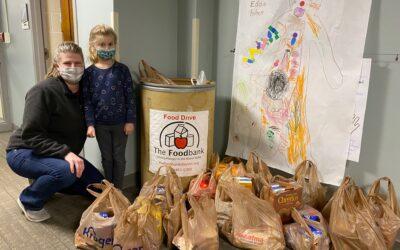 Holiday Help amid Increasing Food Insecurity