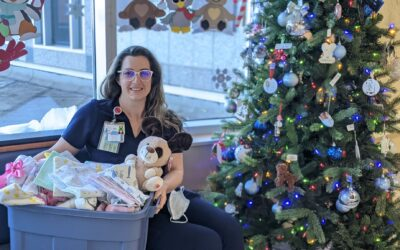 Sharing Some Warmth: Providing Blankets for PICU
