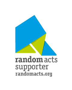 Random Acts supporter digital badge