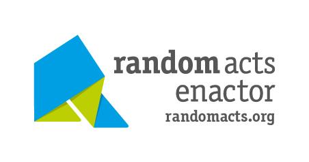 Random Acts Enactor digital banner