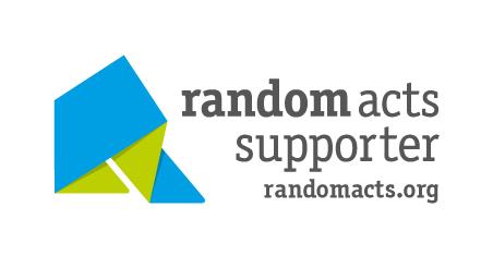 Random Acts Supporter digital banner