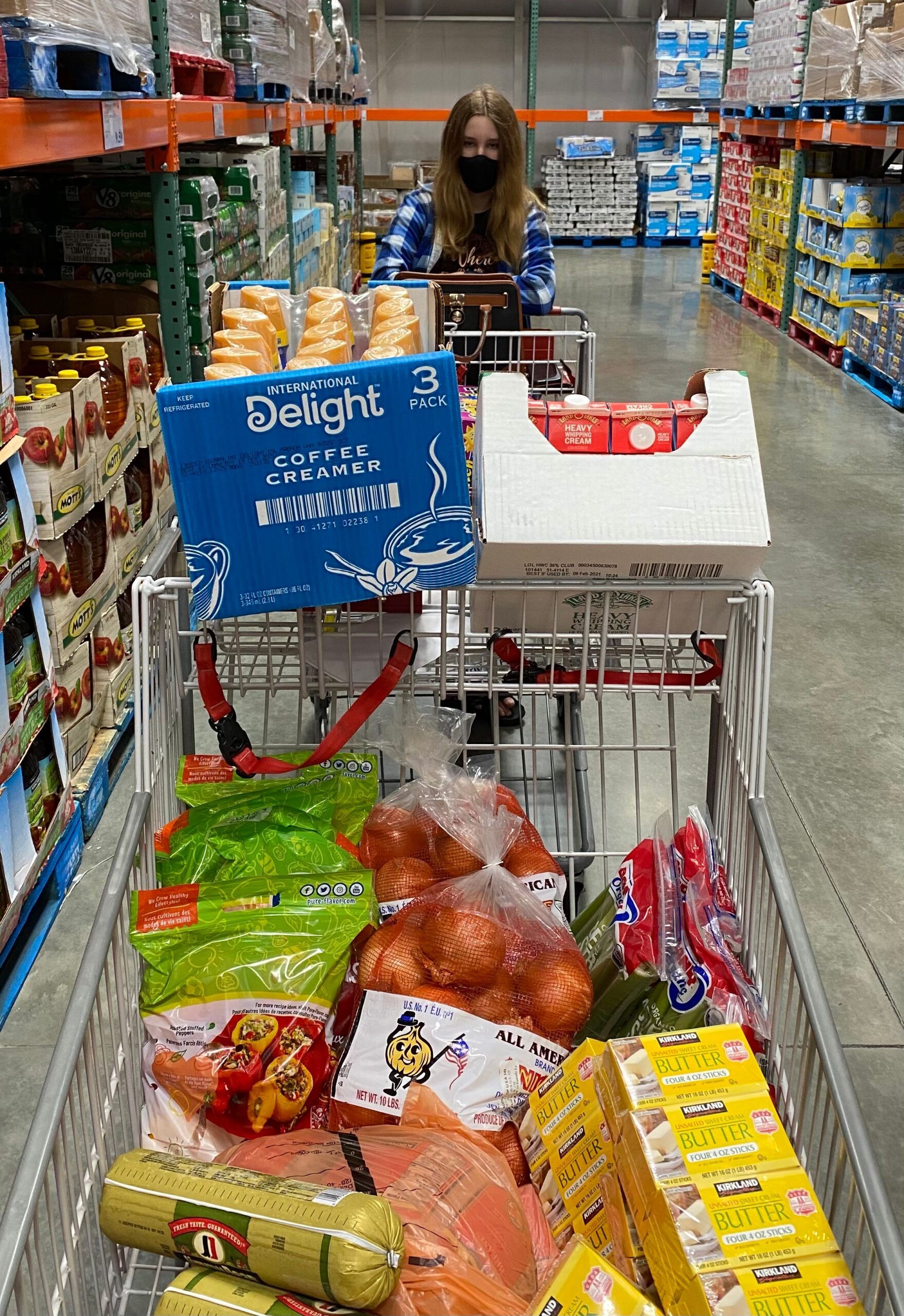 Food for the Clara White Mission