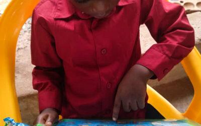 Back to School Kindness in Ghana