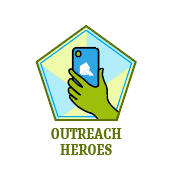Outreach heroes